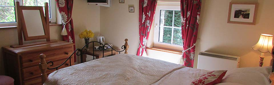 the bed and breakfast accommodation at bryn sion near dolgellau